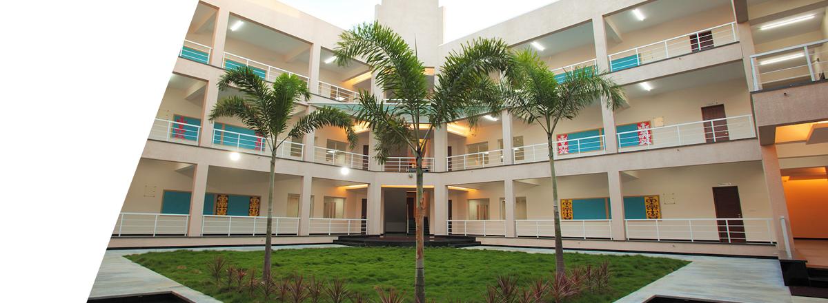 Hostel of JGI