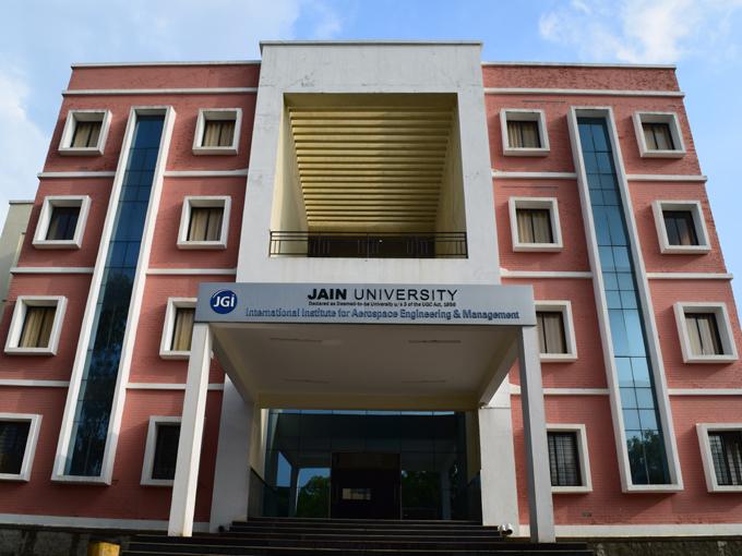 IIAEM in Jain(Deemed-to-be University)